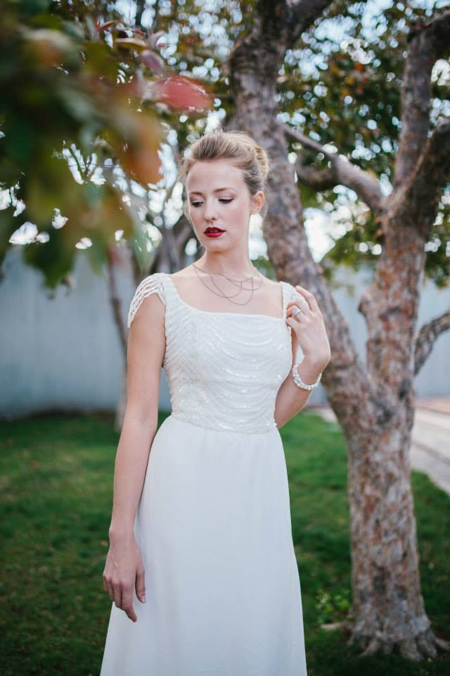 a&bé Bridal Shop Styled Shoot at blanc
