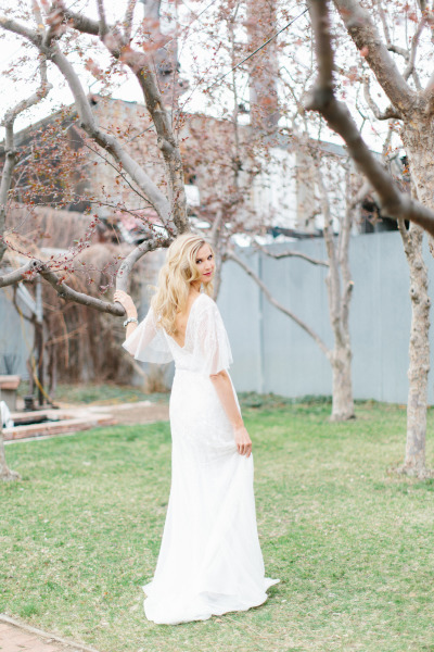 Style Me Pretty – Gold & Pink Wedding Inspiration Feature
